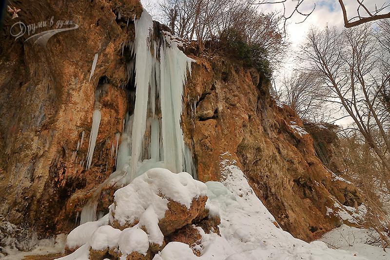 Красотата на Смоличанския водопад