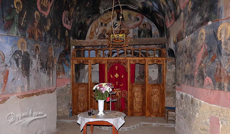 Църквата Св. Никола Летни в с. Чуковец