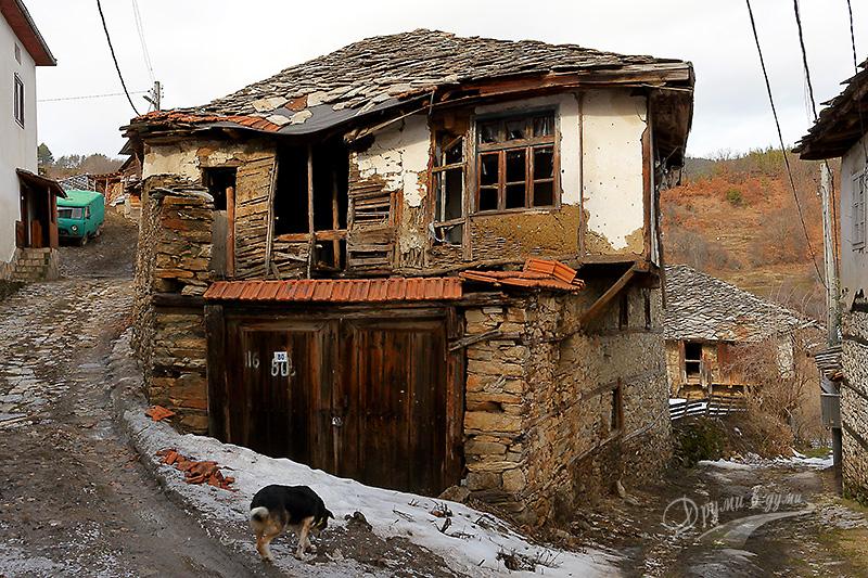 Село Долен: някои къщи са много стари и се рушат