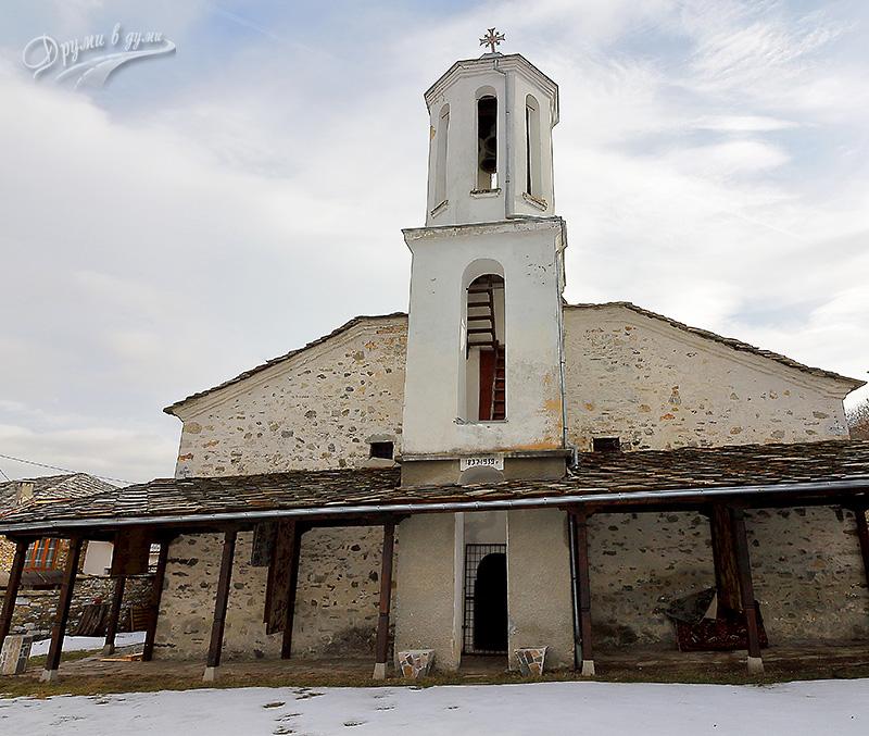 Църквата Св. Никола в село Долен