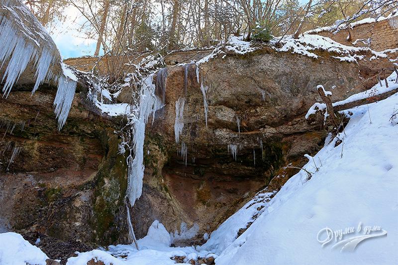 Водопад Скакалото до село Орехово