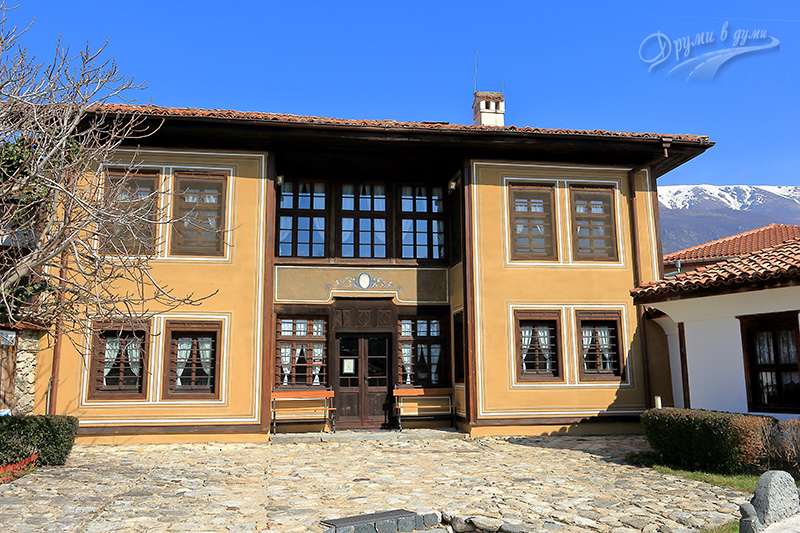 Karlovo - Peteva house