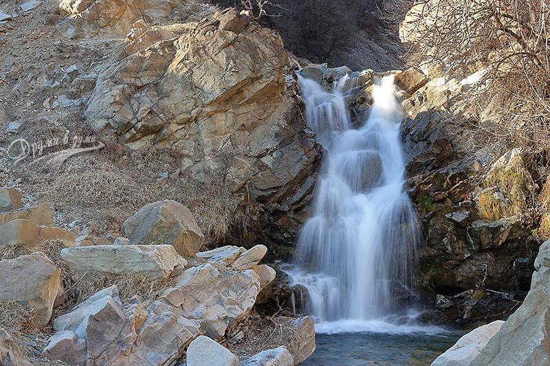Златица: водопадът