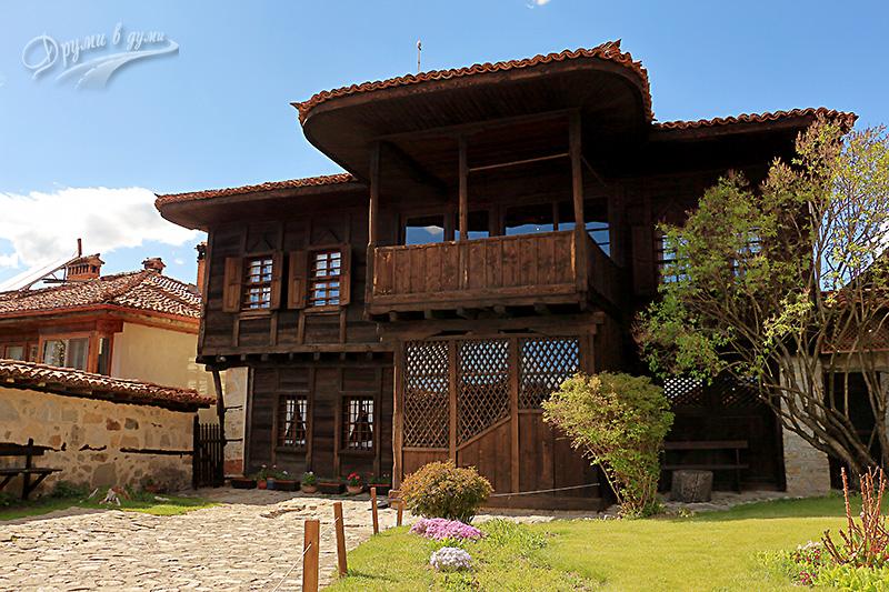Копривщица: къщата на Георги Бенковски