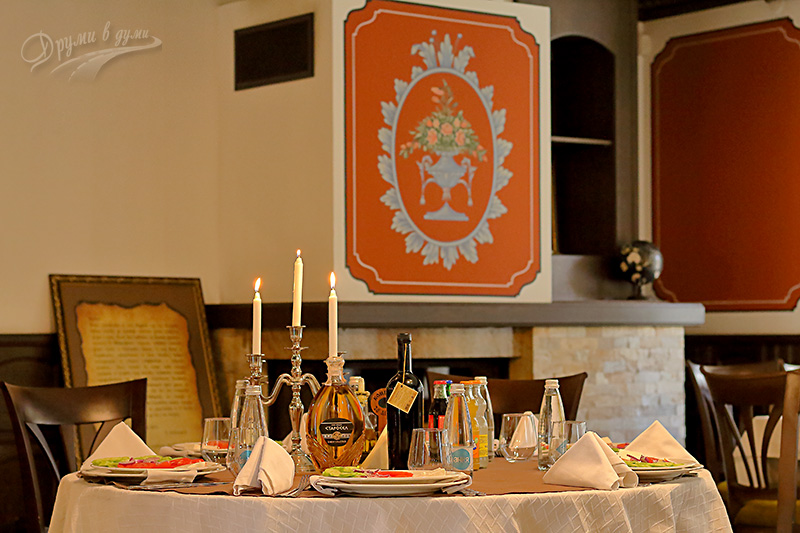 Копривщица: ресторант 20-ти април в очакване на гостите