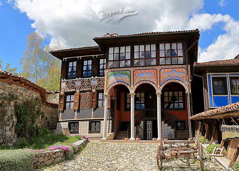 Ослекова къща