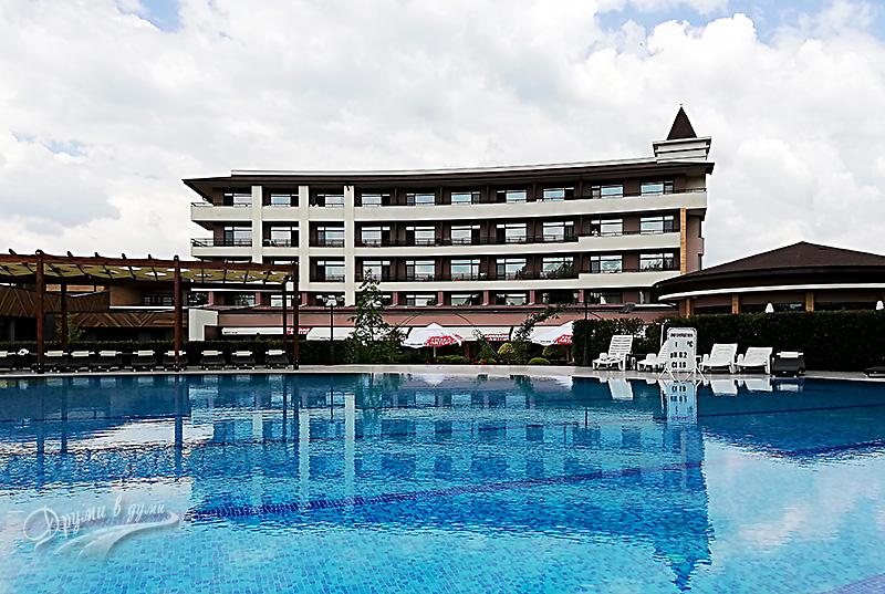 Хотел Севтополис в Павел баня - спокойствие и пълен релакс в полите на Сърнена Средна гора