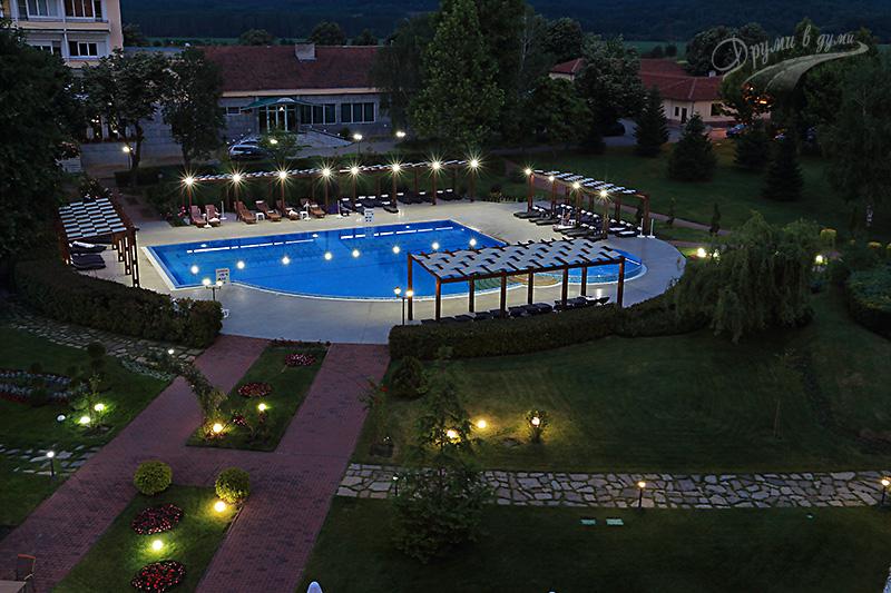 Хотел Севтополис привечер