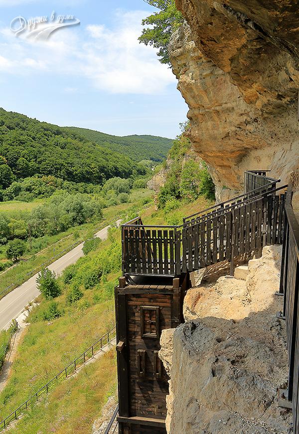 Krepcha Rock Monastery