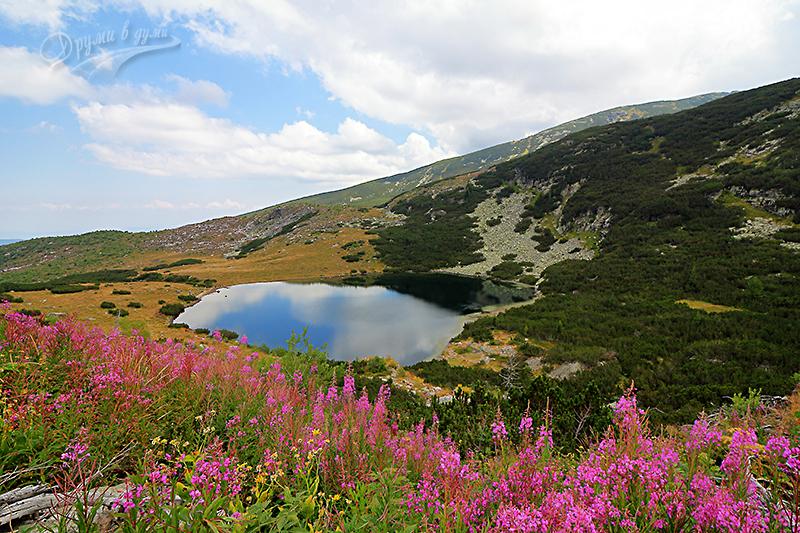 Йончевото езеро в Рила