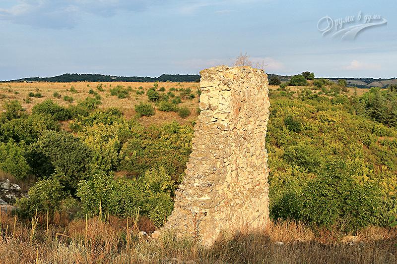 Петрич кале - кулата