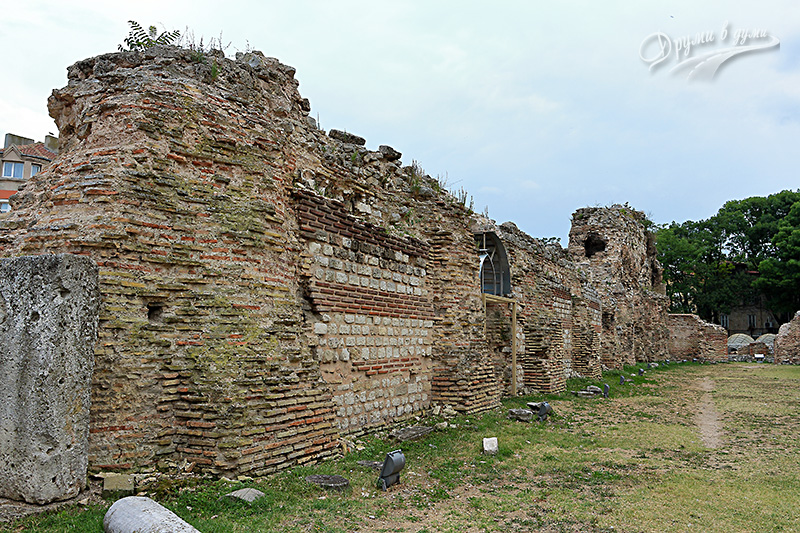 Варна: Големите римски терми