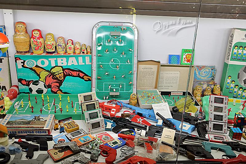Ретро музей - игрите от детството ми