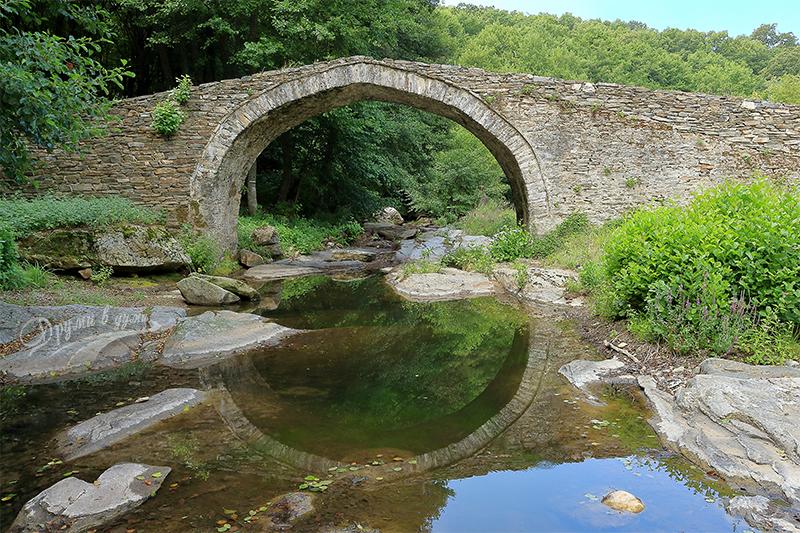 Атеренски мост на река Армира
