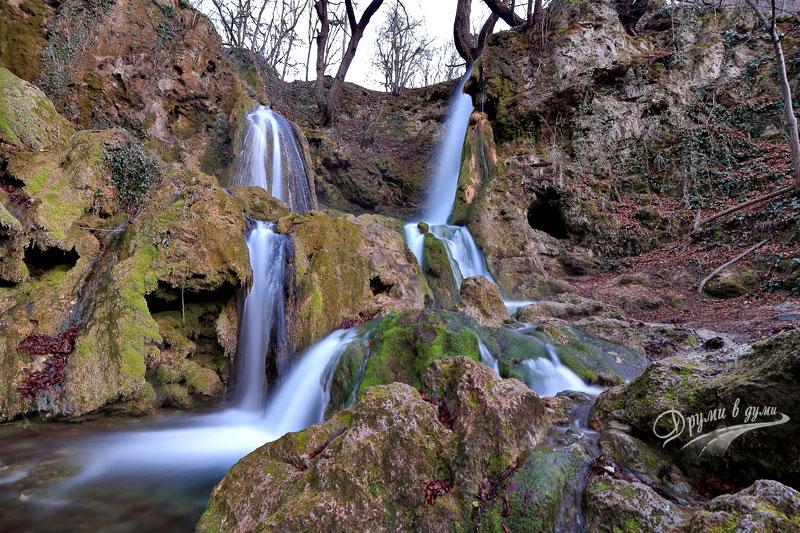 Бачковски водопад - красив и чудат