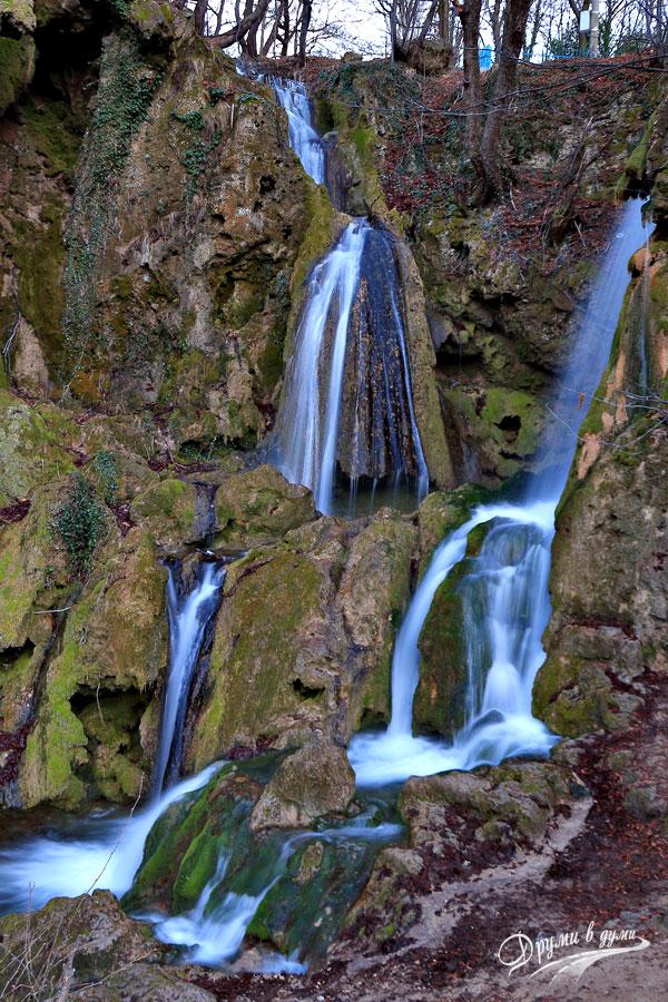 Бачковският водопад - един малък приказен свят