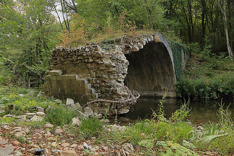 Вълчанов мост в Странджа