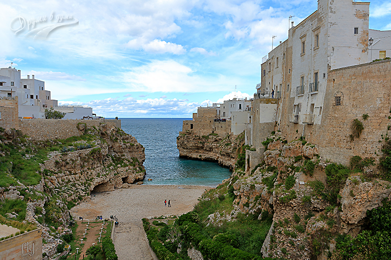 Polignano a Mare: а romantic place on the Adriatic coast in Southern Italy