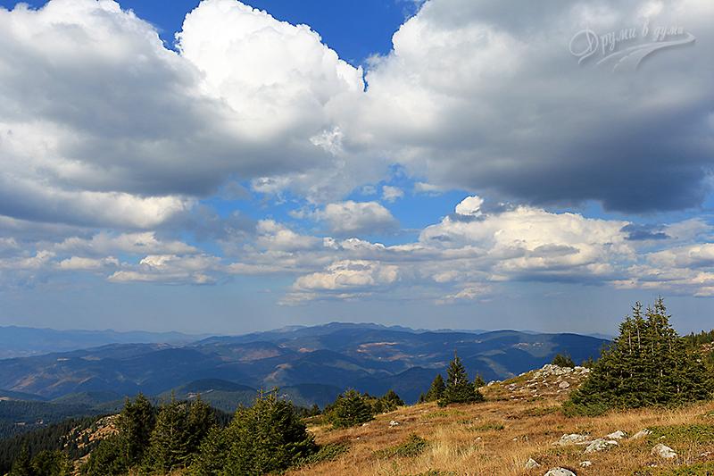От върха - още гледки
