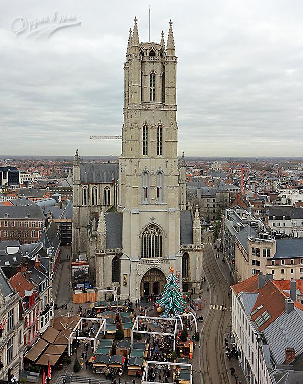 Катедрала Свети Баво (Sint-Baafs Cathedral)
