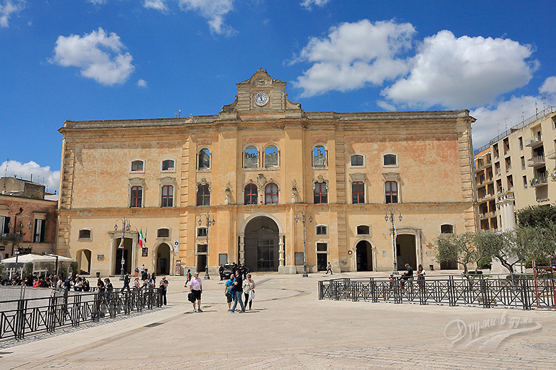 Туристически информационен център в Двореца на Благовещението