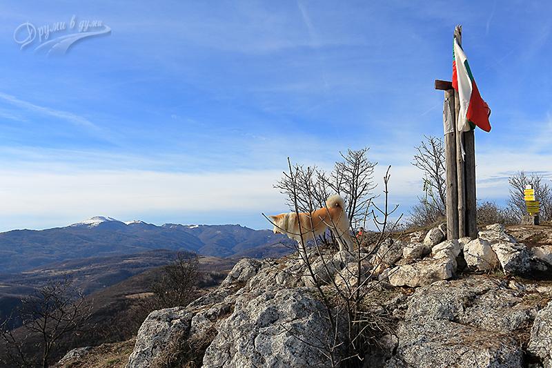 На връх Драговски камик