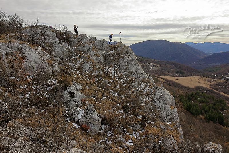 На връх Стакьов камик
