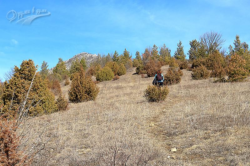 Маршрут 3 - по хълма