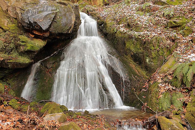 Водопад Метлата
