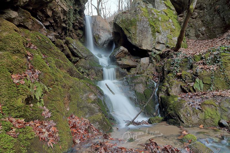 Яворнишки водопад отблизо