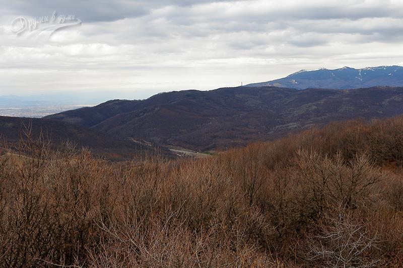 Източно - Витоша и Копитото