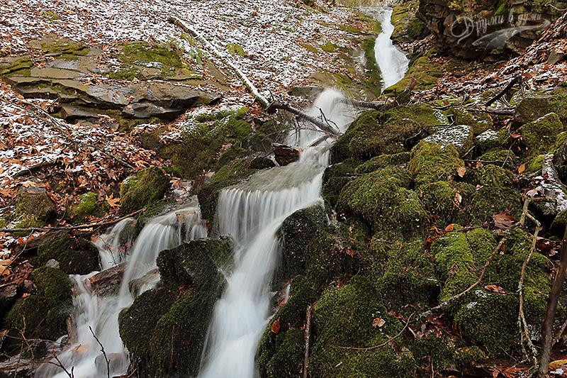 Водопад Вретенето