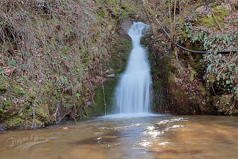 Най-долният Габровски водопад