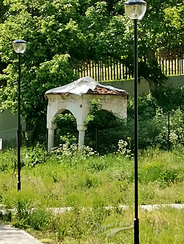 Пещерски манастир - старото аязмо