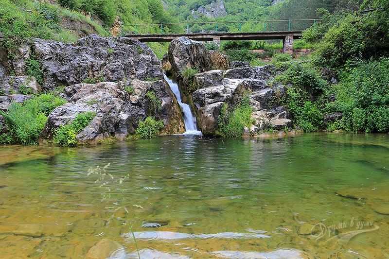 Petrenitsa waterfall