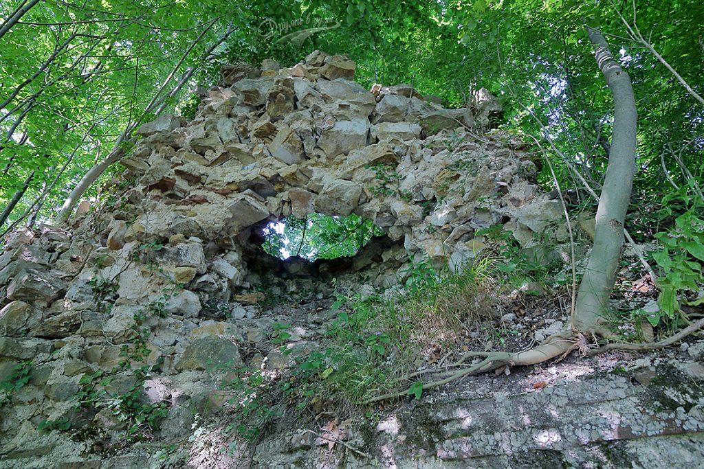 В крепостта