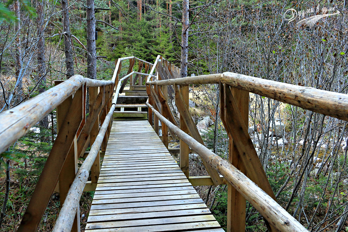 Beli Iskar Eco Trail in Rila Mountains