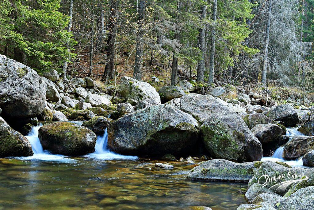 Beli Iskar River (White Iskar)