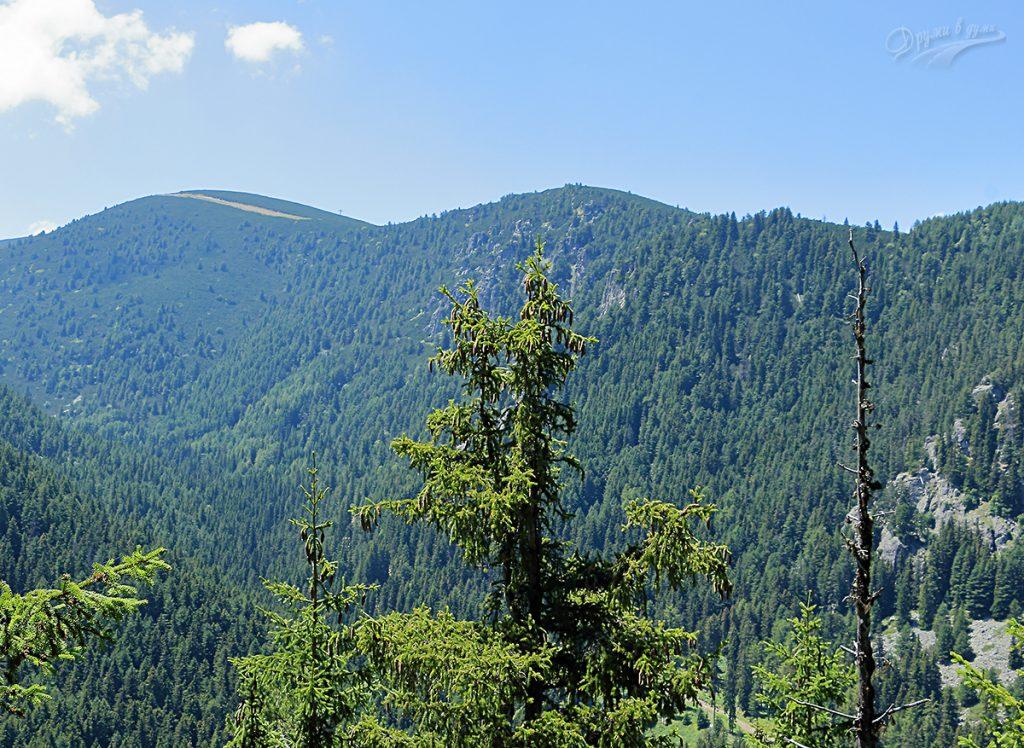 Поглед от Ситняковската скала