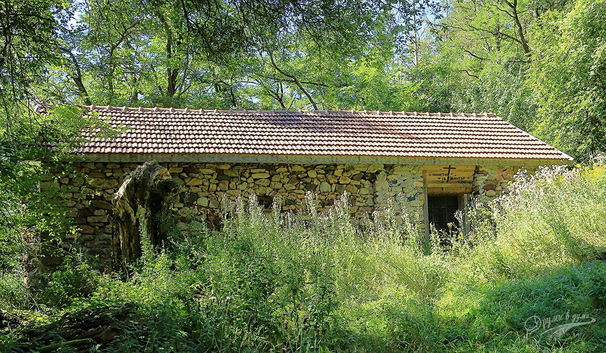 Забелски манастир Свети Димитър