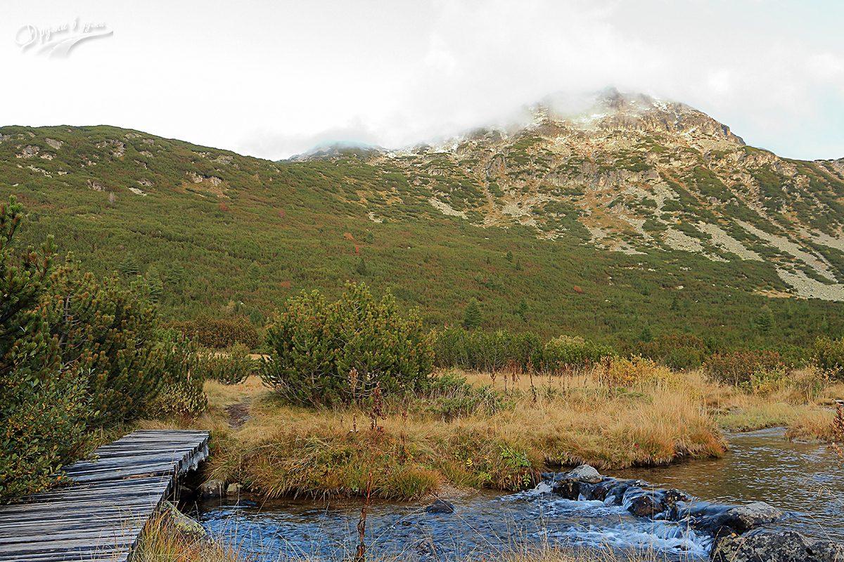 Река Рилска и връх Йосифица - по пътеката към кантон Тиха Рила
