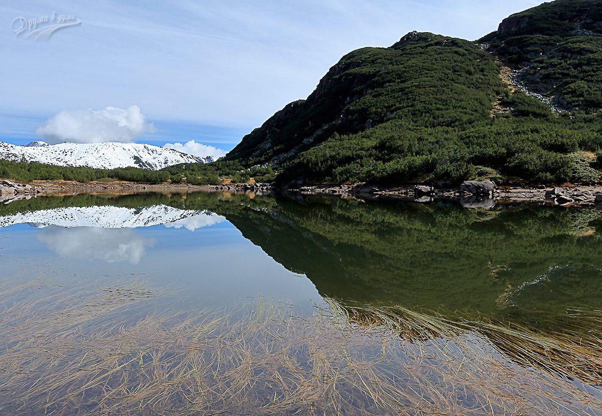Смрадливото езеро в Рила