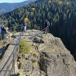 The Black Rock in Rila Mountains – a colorful and pleasant autumn walk