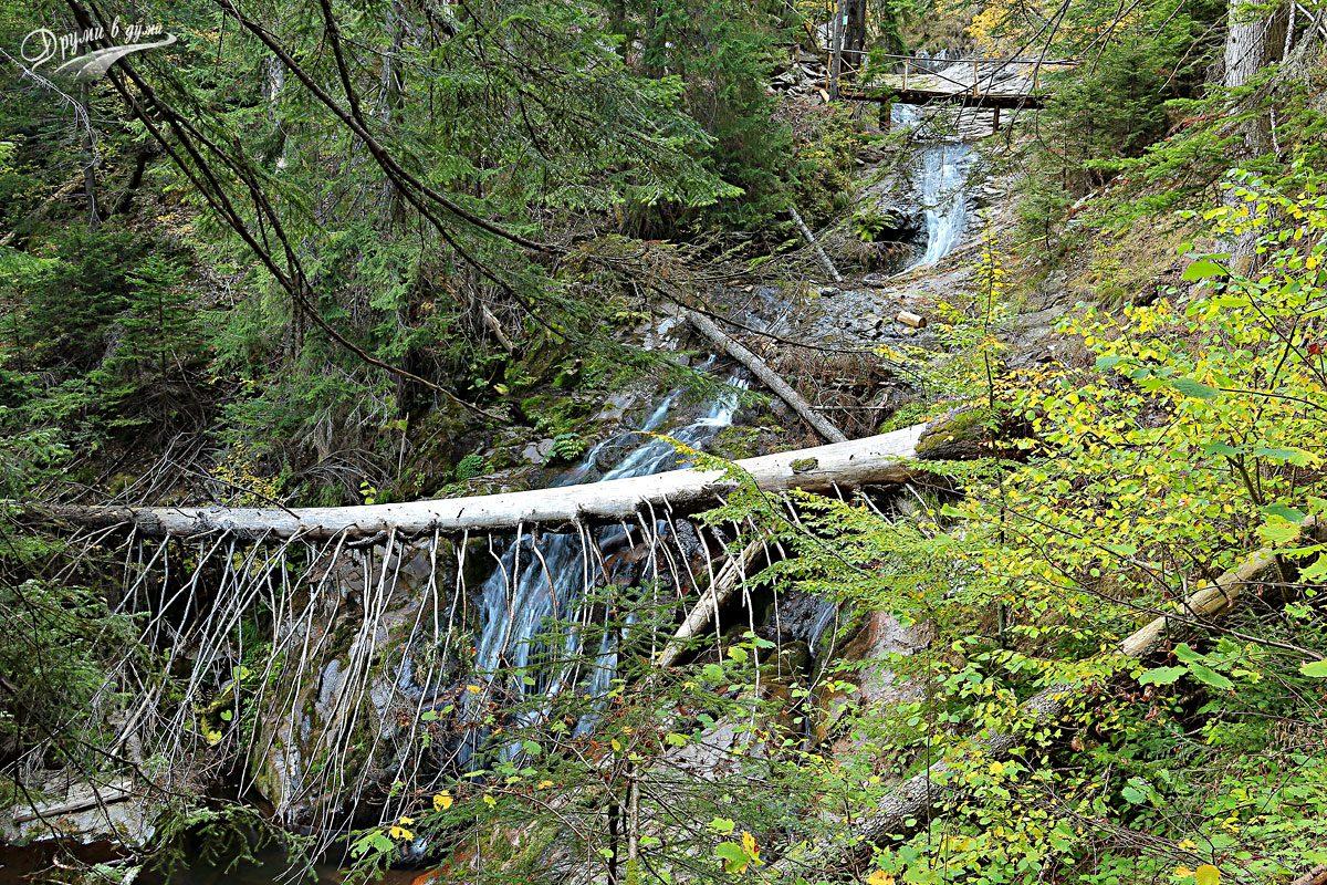 Още водопади в Каньона на водопадите
