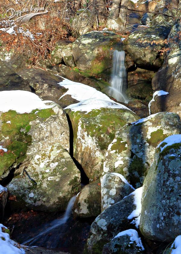 По пътеката на здравето: един малко по-висок водопад
