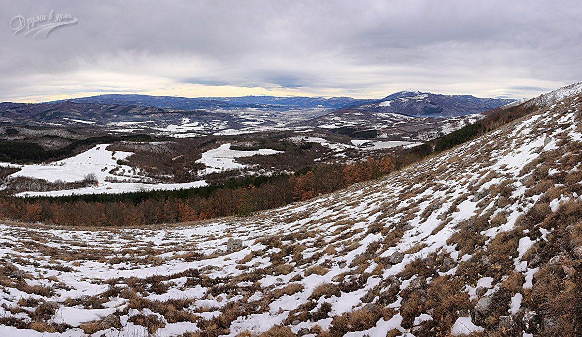 Големи връх, първенец на Ездимирската планина