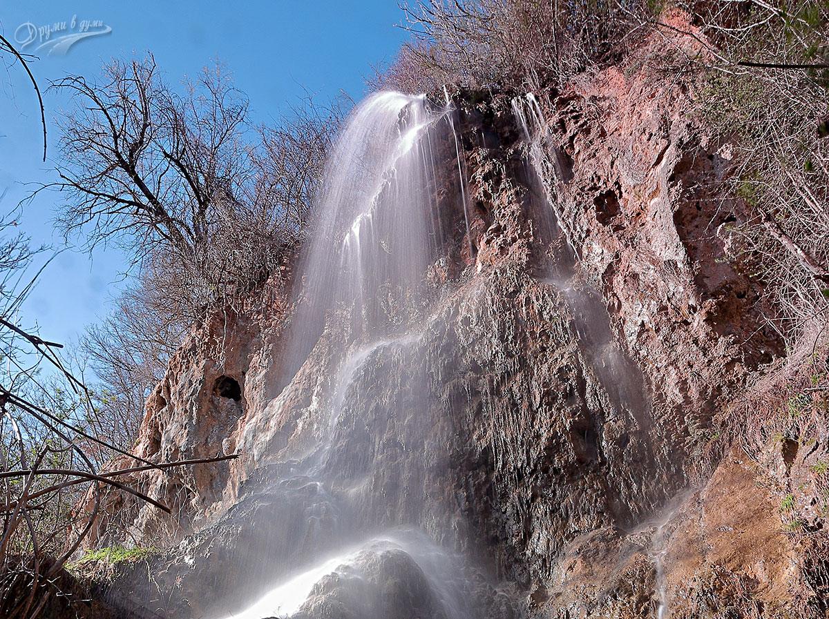 Пещерски водопад до село Пещера