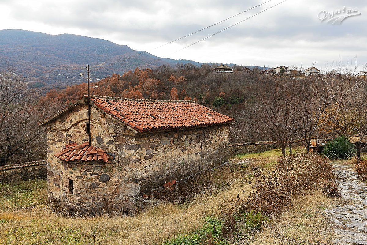 Църквата Света Петка в село Вуково