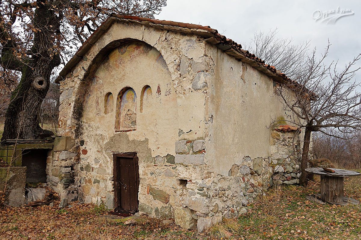 Църквата Свети Илия в Бобошево
