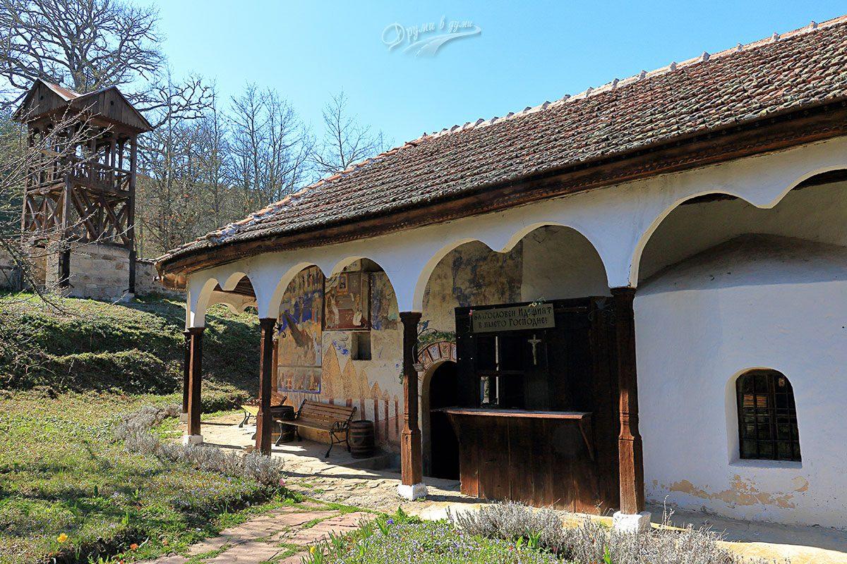 Пенкьовски манастир Света Петка